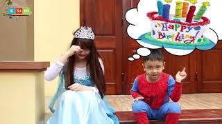 TOP 10 | Happy Birthday Baby & Birthday Party by Bibabo | हैप्पी बर्थडे बेबी एंड बर्थडे पार्टी फनी