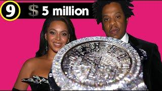Hublot Big Bang - ( Jay Z's Birthday Gift From Beyonce ) - 9th Most Expensive Watch In The World