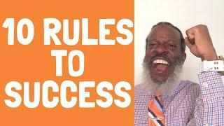 Top 10 Rules To Being Successful in Life - Massive Results! | Donovan Batiste - Leadership Mindset