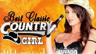 Best Classic Country Songs About Girls - Top 100 Country Music Collection - Classic Country Songs