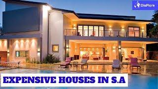 Top 10 Most Expensive Houses in South Africa 2020