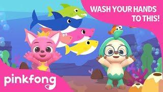 Faster Baby Shark | Coronavirus hand-washing songs | @Baby Shark Official