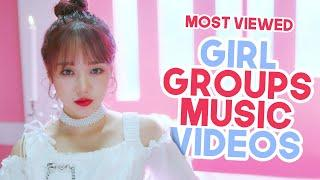 top 20 | MOST VIEWED KPOP GIRL GROUPS & FEMALE SOLO MUSIC VIDEOS OF 2020 (March)