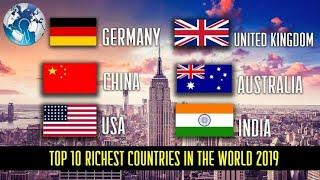 the top 10 richest country in the world      richest country      top 10 country