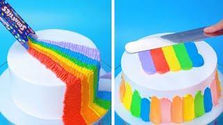 Top 10 Favorite Cake Decorating Ideas   Easy Cake Decorating Tutorials for Girls   So Beautiful