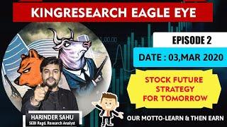Kingresearch Eagle eye | Best stocks to Trade for Tomorrow | 3rd March | Episode 2