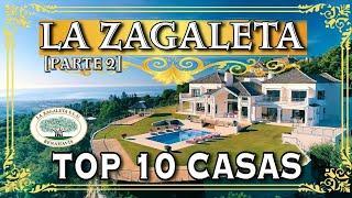 (Parte 2) TOP 10 CASAS EN LA ZAGALETA (2020) / Leer Descripción / #LaZagaleta #Marbella #Benahavís