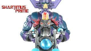 Marvel Legends Cosmic Ghost Rider Frank Castle Marvel Comics Hasbro Action Figure Review