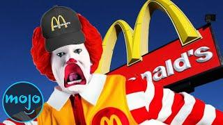 Top 10 Worst Fast Food Chains to Work For (Allegedly)