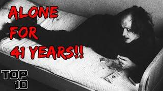 Top 10 Scary Prisoners Left In Solitary Confinement - Part 3