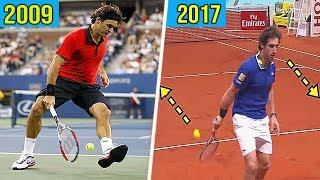 Tennis - The Best Point of Every Year (2000-2019)
