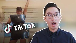 Reacting To Circuit Breaker TikToks Of Singapore