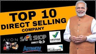 Top 10 Direct Selling Company India | Network Marketing | No.1 Direct Selling | SAHBAN ANSARI |
