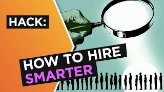 Hiring hack: How to better evaluate your candidates | Simon Sinek