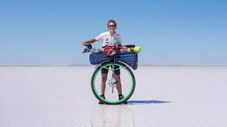 Cycling AROUND THE WORLD on a Unicycle [Q&A] The 3 Year Adventure!
