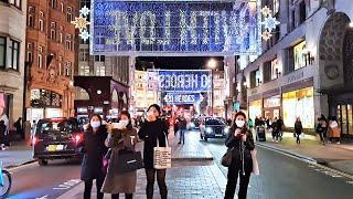 London Oxford Street Christmas Lights 2020