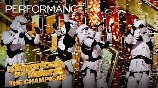 Golden Buzzer: Boogie Storm! Simon's Dreams Come True AGAIN - America's Got Talent: The Champions