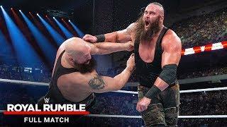 FULL MATCH - 2017 Royal Rumble Match: Royal Rumble 2017