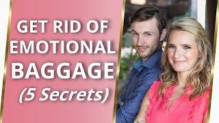Carrying Emotional Baggage? How To Let Go Of Emotional Baggage In Relationships Fast