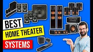 ✅ Best Home Theater Systems