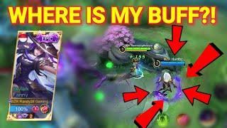 FANNY NO BUFF AT EARLY GAME?! NO PROBLEM!! TOP 1 GLOBAL FANNY Randy25 | Mobile Legends
