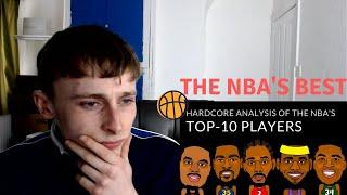 British Guy reacts to Basketball - The Top 10 NBA Players of 2019