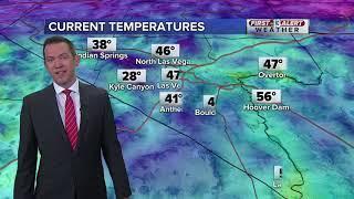 13 First Alert Las Vegas morning forecast | Feb. 10, 2020