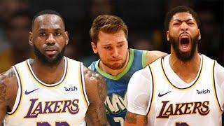 Los Angeles Lakers vs Dallas Mavericks Full Game Highlights | December 1, 2019-20 NBA Season
