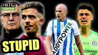 40 STUPID Football Moments in 2019