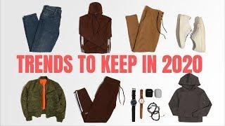 10 Mens Fashion Trends To Keep In 2020