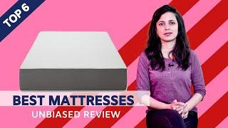 ✅ Top 6: Best Mattresses in India With Price 2020 |  Mattress Review & Comparison
