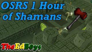 OSRS 1 Hour of Shamans | Live Lizardman Shaman Example Kills