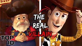 Top 10 Scary Disney Villains That Were Right All Along