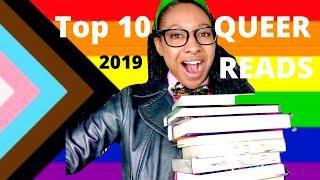 TOP 10 LGBTQ READS of 2019