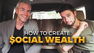 How To Create SOCIAL WEALTH | Ryan Serhant Vlog #117