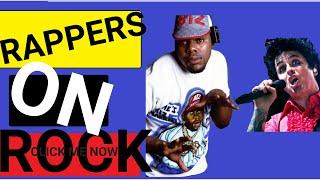 Top 10 Rock Songs Featuring A Rapper That Usually Don't!!!!!