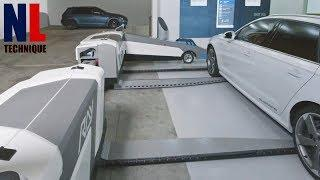 Smart & Cool Cars Parking Systems around the World Part 3