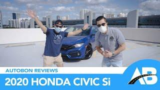 Autobon Reviews | 2020 Honda Civic Si (With Owner Review)