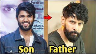 Top 10 Real Life Father Of South Indian Actors | You Don't Know
