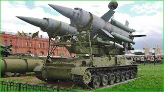Top 10 BEST Anti Air-Missile System [SAM] | Medium Range