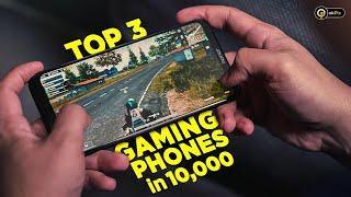 Best Gaming Phones Under 10000 January 2020 | Top 3 Gaming Phones Under 10000 in 2020