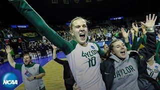 Top moments, every match point from 2019 NCAA volleyball quarterfinals