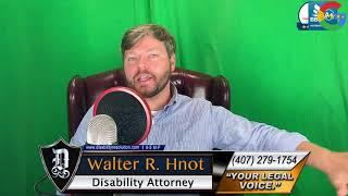 #1 of the top 10 questions you need to ask your future social security disability representative.