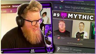 MYTHIC is a TOP 10 CSGO Team!