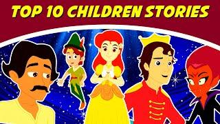 TOP 10 CHILDREN STORIES - Bedtime Stories | Kids Story In English | Fairy Tales, Story In English