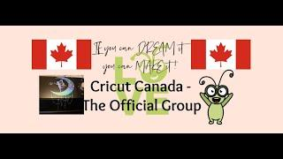 Feb 2020 Top Ten Members of Cricut Canada-The official group over on FaceBook