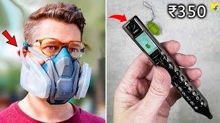 6 SECRET MASK GADGETS YOU DON'T KNOW   LOCKDOWN HEALTH FITNESS COOL GADGETS ON AMAZON