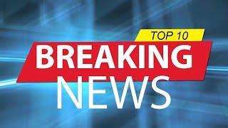 TOP 10 BREAKING NEWS | AP Latest News | Tirumala Temple Opening | Lock Down in AP | Dr Sudhakar Case