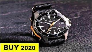 Top 5 Best Hamilton Watches To Buy 2020 | Best Hamilton Watches