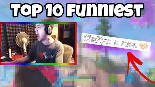 Top 10 Funniest Fortnite Rages Ever! *WATCH TILL THE END*